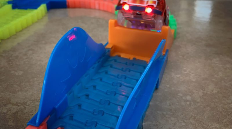 Toy Car Jumping